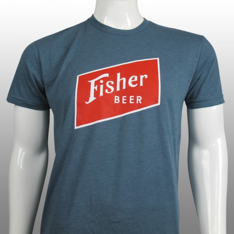 Fisher - Beer Logo
