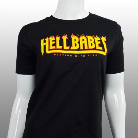 Hell Babes - Playing with Fire