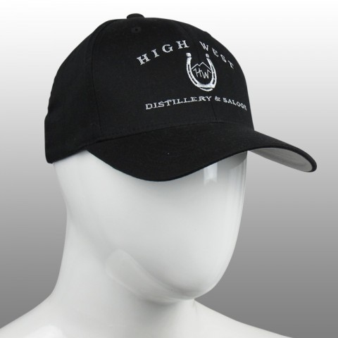 High West Distillery - Hat Embroidery
