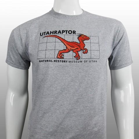 NHMU - Utah Raptor Grid