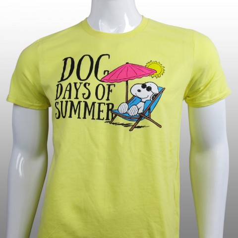 Peanuts - Dog Days of Summer