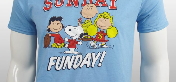 Peanuts – Sunday Fun Day