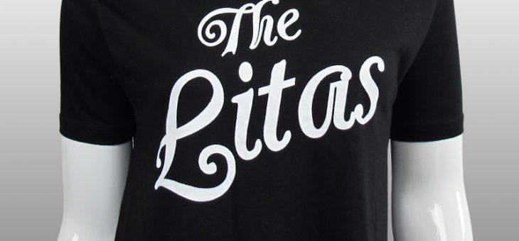 The Litas – Script Logo