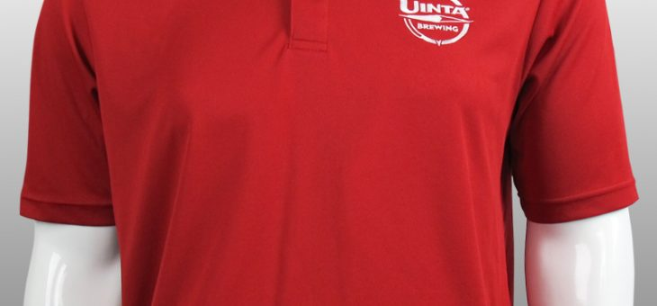 Uinta Brewing – Logo Embroidery
